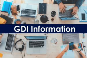 GDI Info